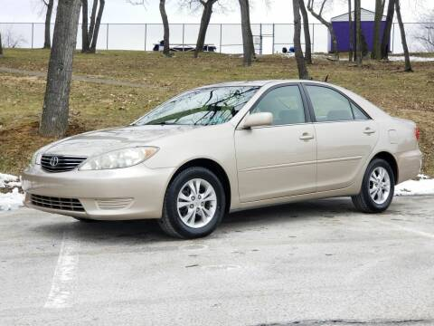2005 Toyota Camry for sale at FAYAD AUTOMOTIVE GROUP in Pittsburgh PA