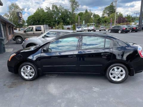 2008 Nissan Sentra for sale at Westside Motors in Mount Vernon WA