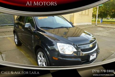2014 Chevrolet Captiva Sport for sale at A1 Motors Inc in Chicago IL