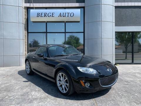 2010 Mazda MX-5 Miata for sale at Berge Auto in Orem UT