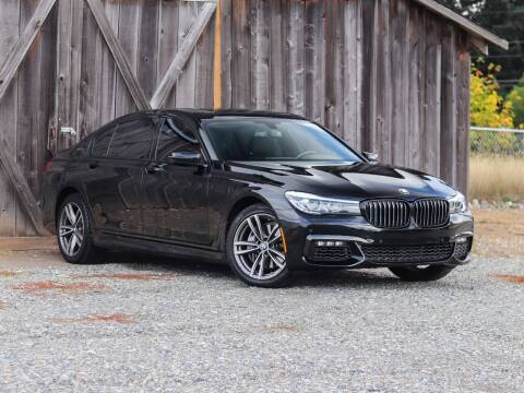 2018 BMW 7 Series for sale at LKL Motors in Puyallup WA
