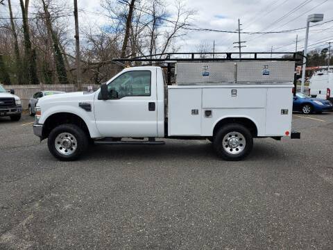 2009 Ford F-250 Super Duty for sale at CANDOR INC in Toms River NJ