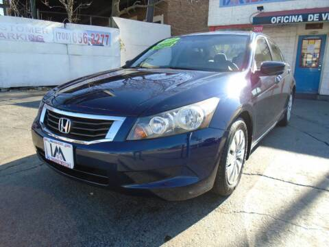 2009 Honda Accord for sale at IBARRA MOTORS INC in Cicero IL