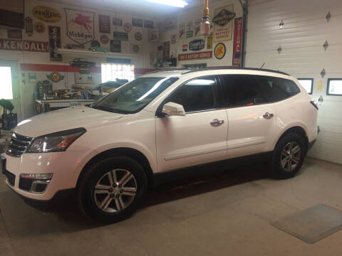 2015 Chevrolet Traverse for sale at Palmer Welcome Auto in New Prague MN