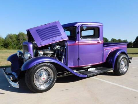 1932 Ford F-100 for sale at Haggle Me Classics in Hobart IN