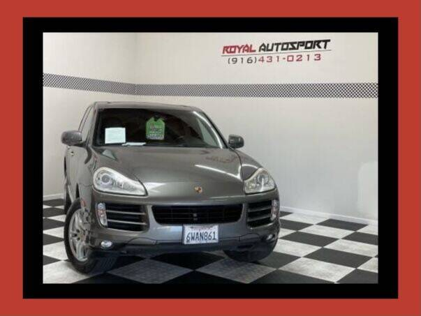 2009 Porsche Cayenne for sale at Royal AutoSport in Sacramento CA