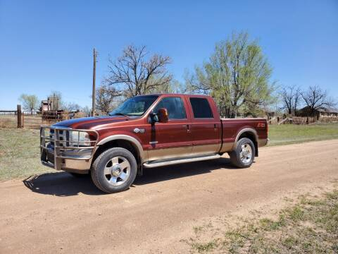 2006 Ford F-250 Super Duty for sale at TNT Auto in Coldwater KS