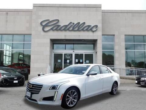 2017 Cadillac CTS for sale at Radley Cadillac in Fredericksburg VA