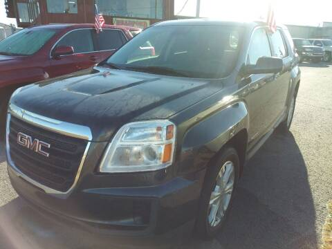 2017 GMC Terrain for sale at Auto Credit Xpress in North Little Rock AR