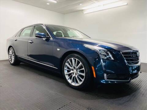 2016 Cadillac CT6 for sale at Champagne Motor Car Company in Willimantic CT