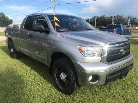 2010 Toyota Tundra for sale at MISSION AUTOMOTIVE ENTERPRISES in Plant City FL