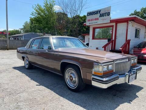 1980 Cadillac Fleetwood for sale at Crosby Auto LLC in Kansas City MO