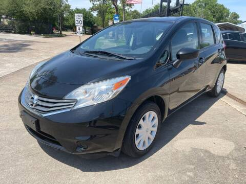 2016 Nissan Versa Note for sale at Newsed Auto in Houston TX