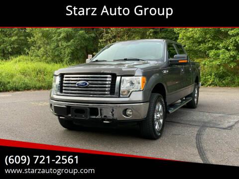 2010 Ford F-150 for sale at Starz Auto Group in Delran NJ