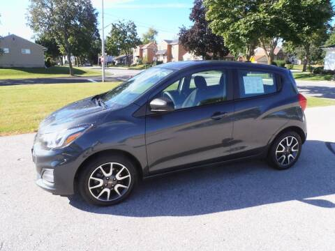 2020 Chevrolet Spark for sale at A-Auto Luxury Motorsports in Milwaukee WI