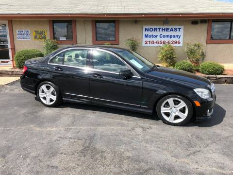 2010 Mercedes-Benz C-Class for sale at Northeast Motor Company in Universal City TX