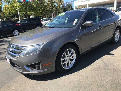 2011 Ford Fusion for sale at Autos Wholesale in Hayward CA
