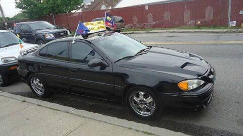 2003 Pontiac Grand Am for sale at Deleon Mich Auto Sales in Yonkers NY