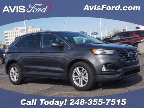 2019 Ford Edge for sale at Work With Me Dave in Southfield MI