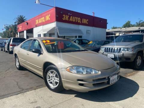 1999 Dodge Intrepid for sale at 3K Auto in Escondido CA