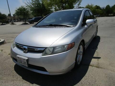 2006 Honda Civic for sale at PRESTIGE AUTO SALES GROUP INC in Stevenson Ranch CA