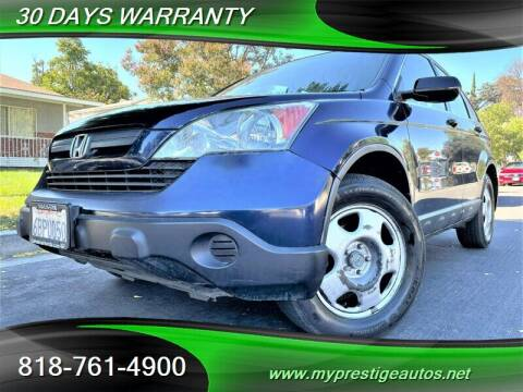2007 Honda CR-V for sale at Prestige Auto Sports Inc in North Hollywood CA