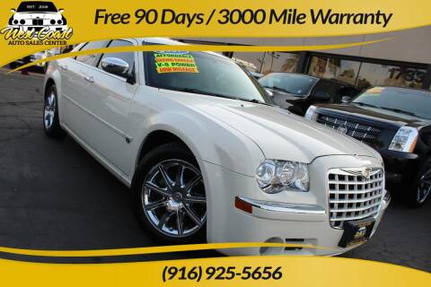 2007 Chrysler 300 for sale at West Coast Auto Sales Center in Sacramento CA