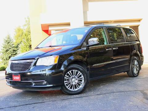 2013 Chrysler Town and Country for sale at Schaumburg Pre Driven in Schaumburg IL
