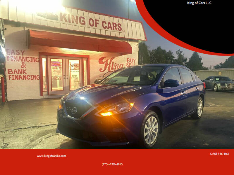 2018 Nissan Sentra for sale at King of Cars LLC in Bowling Green KY