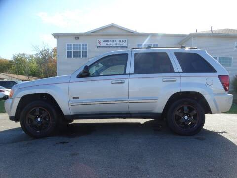 2009 Jeep Grand Cherokee for sale at SOUTHERN SELECT AUTO SALES in Medina OH