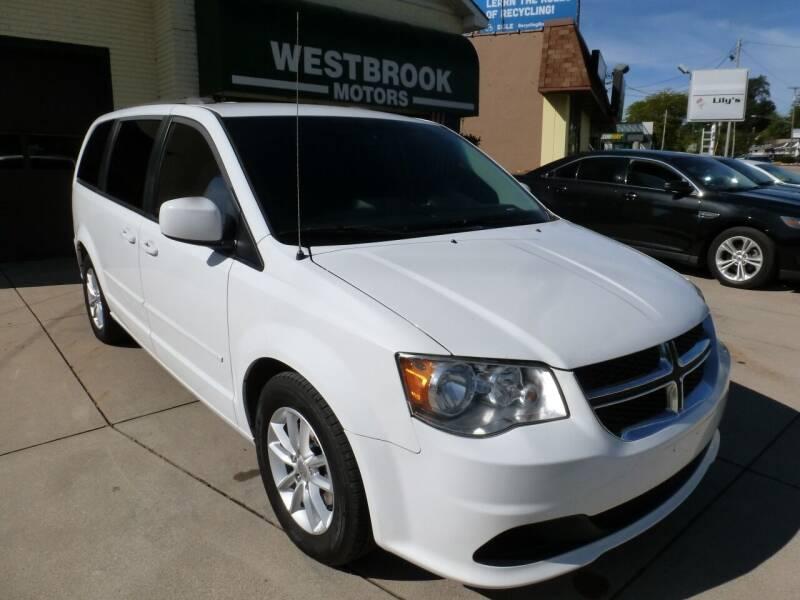 2015 Dodge Grand Caravan for sale at Westbrook Motors in Grand Rapids MI
