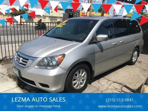 2008 Honda Odyssey for sale at Auto Emporium in Wilmington CA