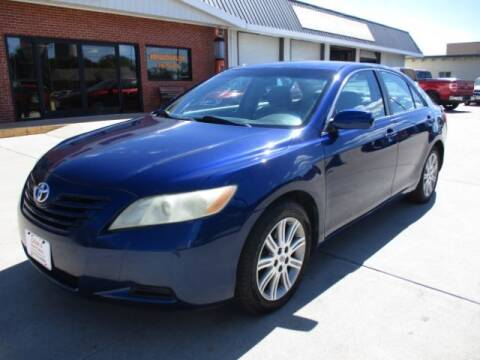 2007 Toyota Camry for sale at Eden's Auto Sales in Valley Center KS