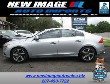 2014 Volvo S60 for sale at New Image Auto Imports Inc in Mooresville NC