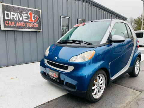 2008 Smart fortwo for sale at Drive 1 Car & Truck in Springfield OH