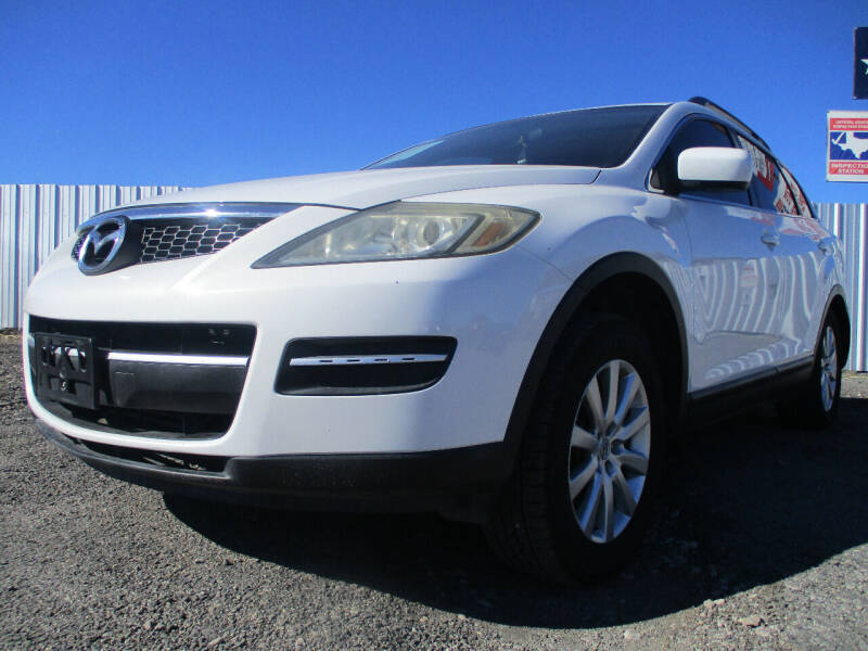 2008 Mazda CX-9 for sale at Texas Country Auto Sales LLC in Austin TX