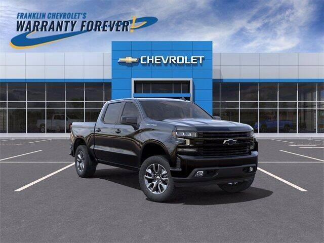 2021 Chevrolet Silverado 1500 for sale in Statesboro, GA