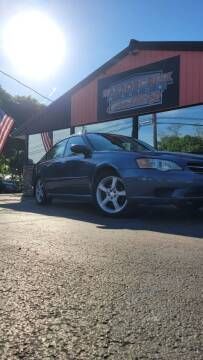 2006 Subaru Legacy for sale at Harborcreek Auto Gallery in Harborcreek PA