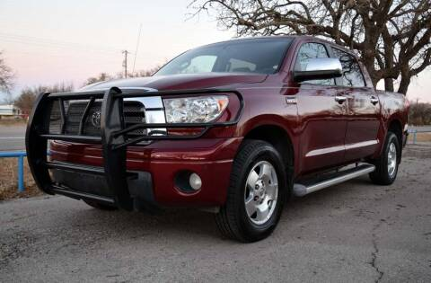 2007 Toyota Tundra for sale at BriansPlace in Lipan TX
