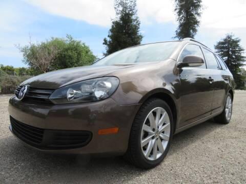 2012 Volkswagen Jetta for sale at Santa Barbara Auto Connection in Goleta CA
