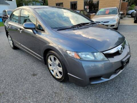 2010 Honda Civic for sale at Citi Motors in Highland Park NJ