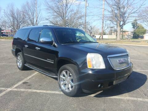 2009 GMC Yukon XL for sale at Viking Auto Group in Bethpage NY