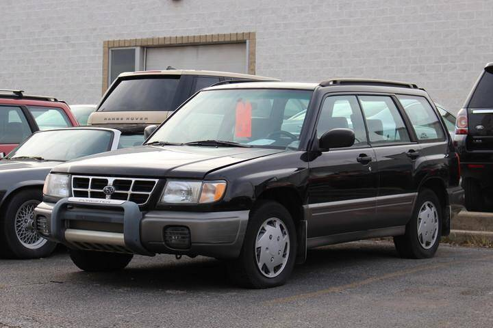 1999 Subaru Forester for sale at Peninsula Motor Vehicle Group in Oakville Ontario NY