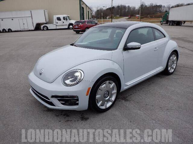 2018 Volkswagen Beetle for sale at London Auto Sales LLC in London KY