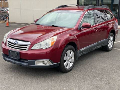 2011 Subaru Outback for sale at MAGIC AUTO SALES in Little Ferry NJ