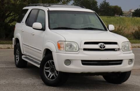 2007 Toyota Sequoia for sale at Big O Auto LLC in Omaha NE