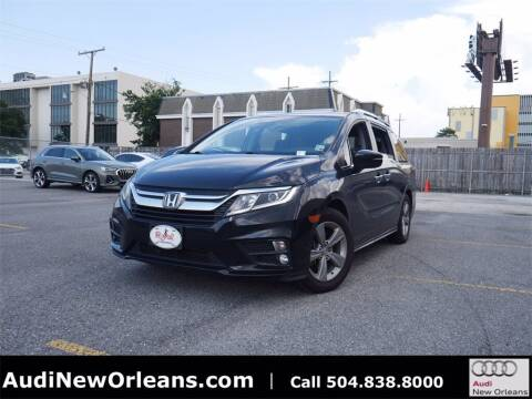 2018 Honda Odyssey for sale at Metairie Preowned Superstore in Metairie LA