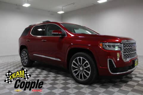 2021 GMC Acadia for sale at Copple Chevrolet GMC Inc in Louisville NE