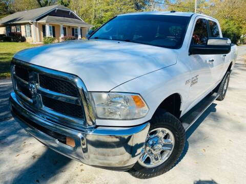 2014 RAM Ram Pickup 2500 for sale at Cobb Luxury Cars in Marietta GA