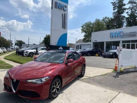 2018 Alfa Romeo Giulia for sale at NYC Motorcars in Freeport NY